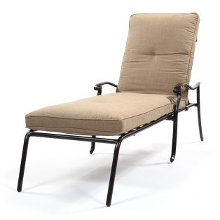 Heritage chaise lounge
