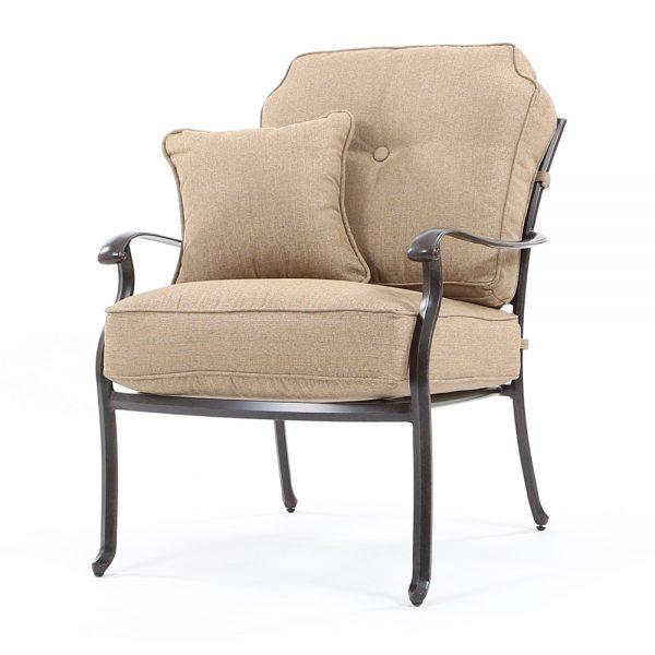 Heritage club chair