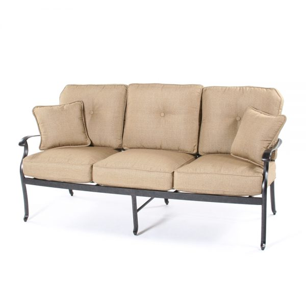 Heritage outdoor sofa