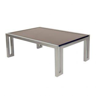 "Castelle 32"" x 48"" rectangular icon coffe table"