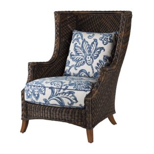 Island Estate Lanai wing chair
