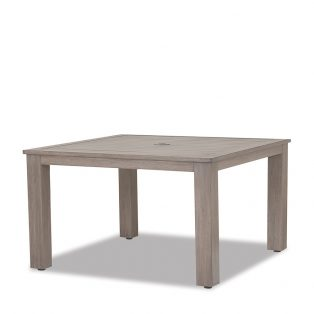 "Laguna 48"" square dining table"