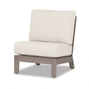Laguna armless club chair