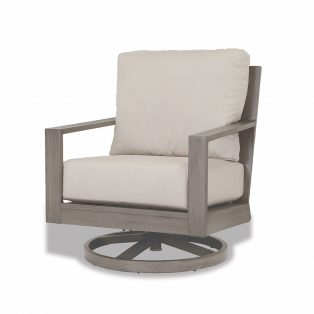Laguna swivel rocking club chair