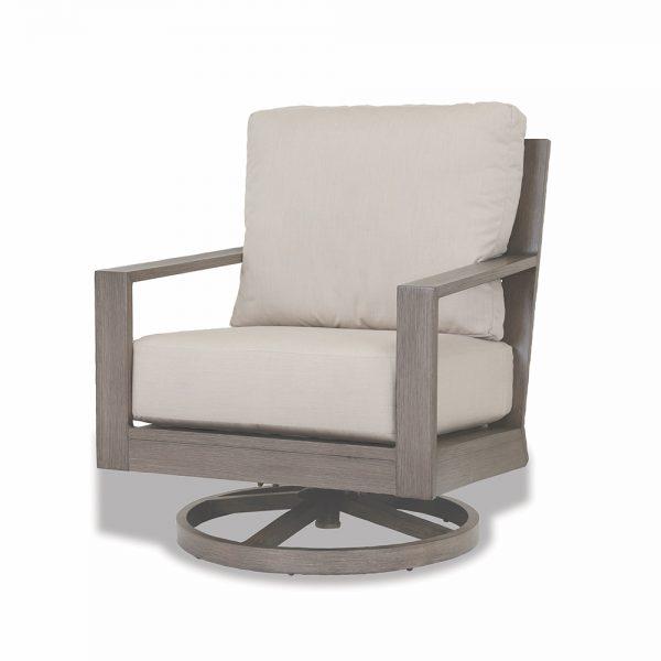 Laguna swivel rocking club chair