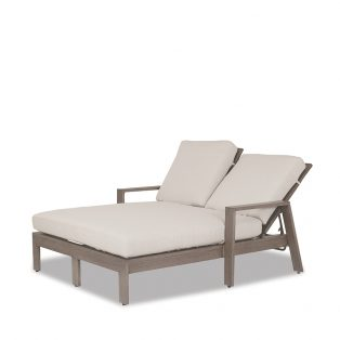 Laguna double chaise lounge