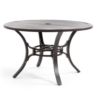 "Laurel 48"" round patio dining table"
