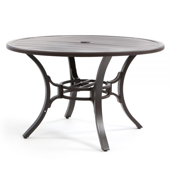 "Laurel 48"" round patio dining table"