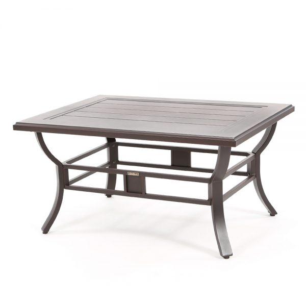"Laurel 35"" x 48"" rectangular slat top coffee table"