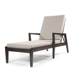Lucia chaise lounge