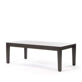"Lucia 47"" x 23"" rectangle coffee table"