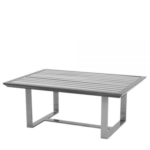"Castelle 32"" x 48"" rectangle Moderna coffee table"