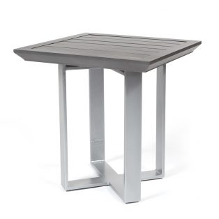 "Castelle 20"" square Moderna side table"