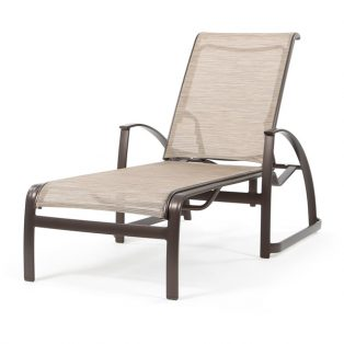 Mainsail sling adjustable chaise lounge