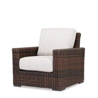 Montecito Wicker club chair