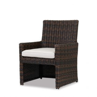 Montecito Wicker dining chair
