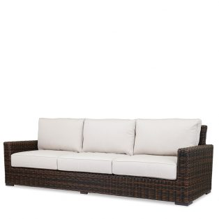 Montecito Wicker sofa