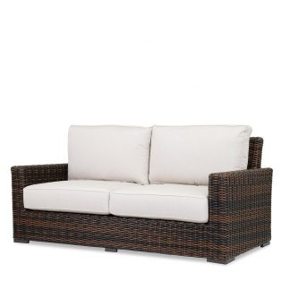 Montecito Wicker Mid Sofa