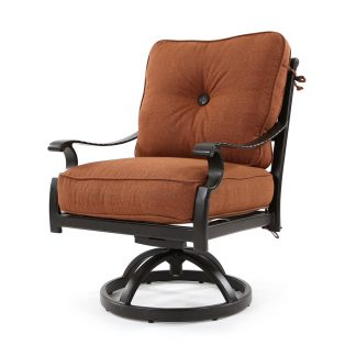 Monterey swivel rocker