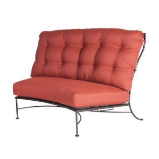Monterra center sectional sofa