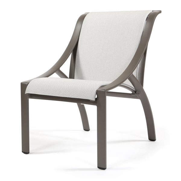 Pasadena sling dining side chair