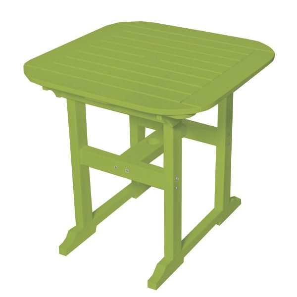 """Portsmouth 30"""" square dining table with a Leaf finish"""