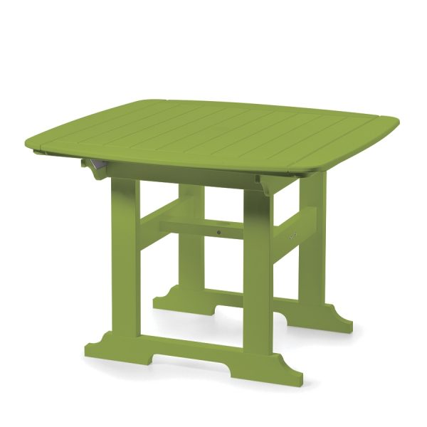 """Portsmouth 42"""" square dining table with a Leaf finish"""