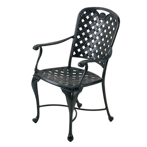 Summer Classics Provance dining chair with arms