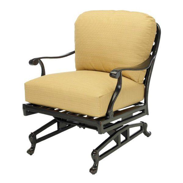 Summer Classics Provance cast aluminum spring base lounge chair