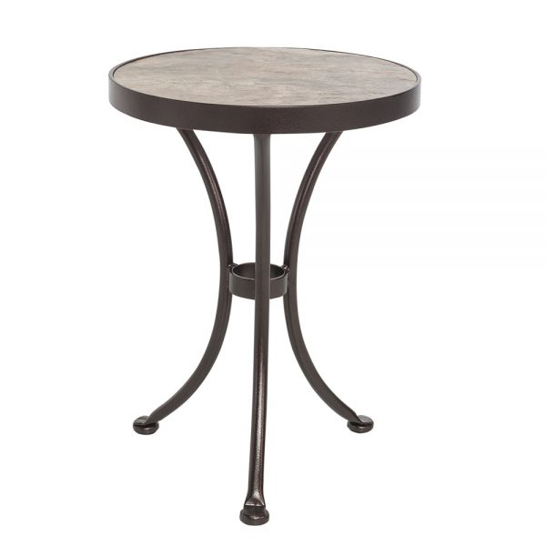 """18"""" Round side table"""
