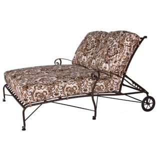 San Cristobal Double Chaise Lounge