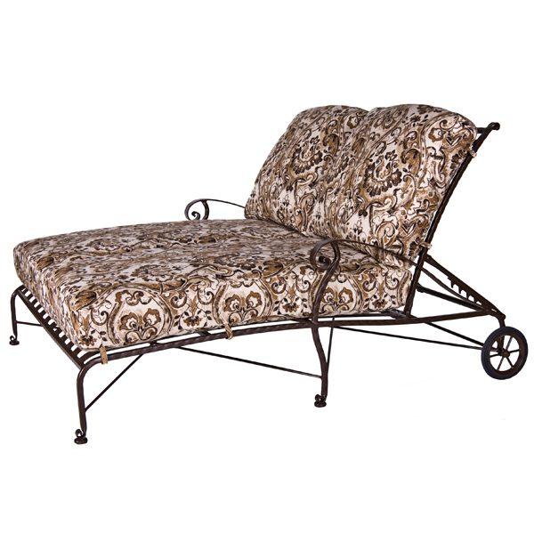 San Cristobal Double Chaise Lounge