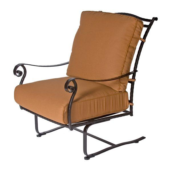 San Cristobal Spring Base Club Chair