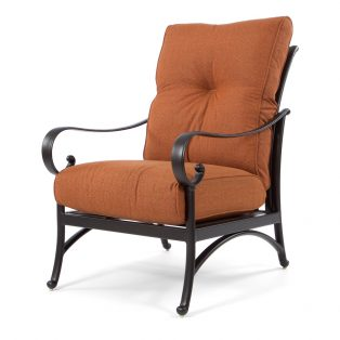 Santa Barbara outdoor club chair