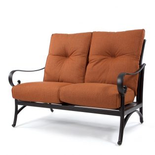 Santa Barbara outdoor loveseat