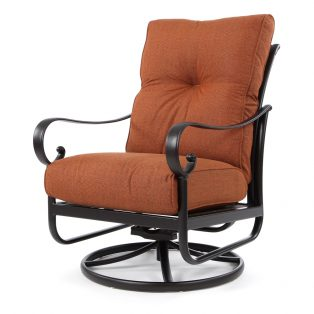 Santa Barbara swivel rocker club chair
