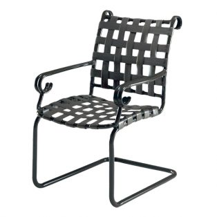 Ramsgate strap spring base dining chair