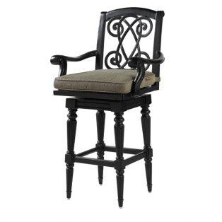Kingstown Sedona swivel bar stool