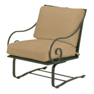 Sheffield spring base lounge chair