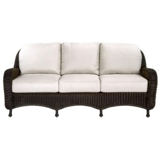 Classic Wicker outdoor sofa