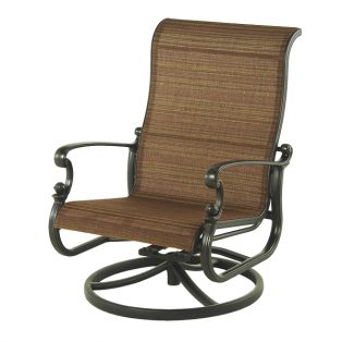 St. Augustine sling club swivel rocker