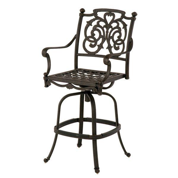 St. Augustine bar stool