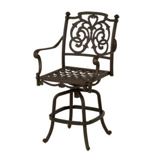 St. Augustine counter height bar stool