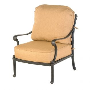 St. Augustine club chair