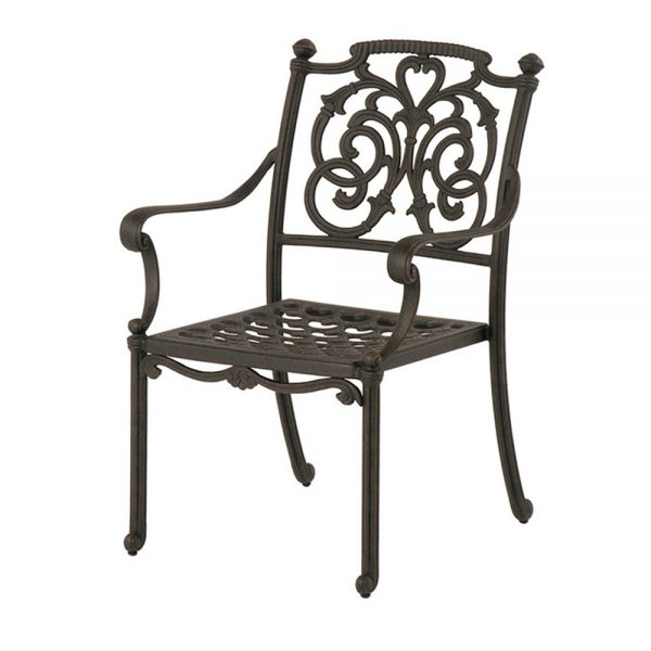 St. Augustine outdoor dining chair