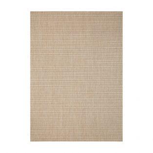 """Treasure Garden Linen Carmel Macchiato 5'3"""" x 7'4"""" outdoor area rug"""