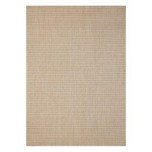 """Treasure Garden Linen Carmel Macchiato 7'10"""" x 10' outdoor area rug"""