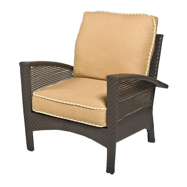 Trinidad lounge chair - Java finish