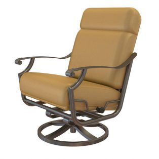 Tropitone Montreux URComfort swivel action lounger