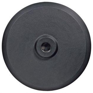 Umbrella base 50lb - Anthracite top view